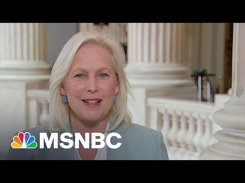 Gillibrand Confident In Revised Military Harassment Bill