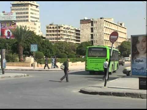 ALEPPO BUSES SYRIA 2009