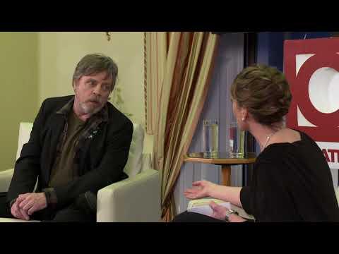 Mark Hamill discusses his life and career with RTÉ lyric fm's Aedín Gormley