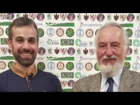VIPtv visits VIP Astley ABC & talks to Head Coach Damian Jones