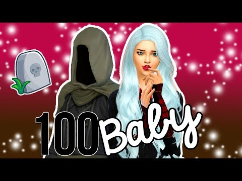 """Let's Play The Sims 4: 100 Baby Challenge Episode 121 """"She DIED?!"""" ☕"""
