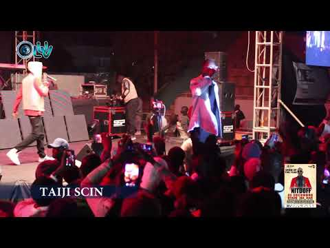 TAIJI SCIN SHOW OF THE YEAR 2019 STADE IBA MAR DIOP DAKAR