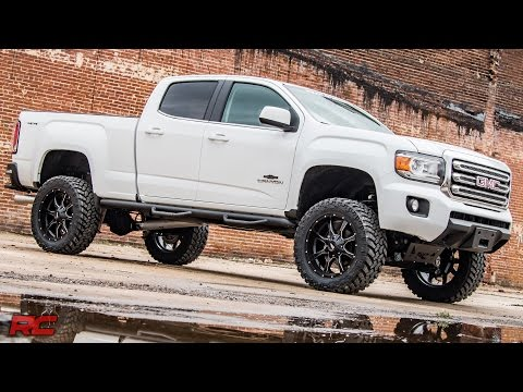 motorweek road test 2015 chevrolet colorado gmc canyon. Black Bedroom Furniture Sets. Home Design Ideas