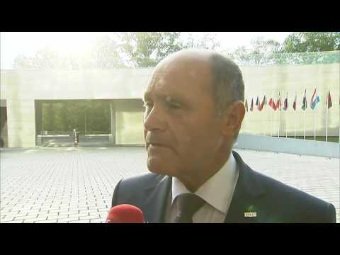Interview mit Wolfgang Sobotka vor dem EU Innenministerrat 13.10.2016
