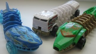 Review: Hot Wheels Mutant Machines!