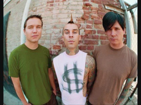 Blink 182 So Sorry It's Over or Man Overboard