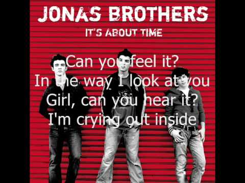 07. You Just Don't Know It (It's About Time) Jonas Brothers (HQ + LYRICS)