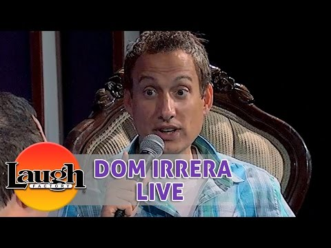 Elon Gold - Dom Irrera Live From The Laugh Factory (Podcast)