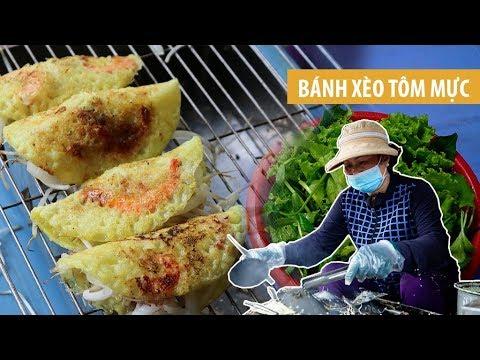 Bánh xèo tôm mực chính gốc Nha Trang ở Sài Gòn I 360 ĐỘ NGON
