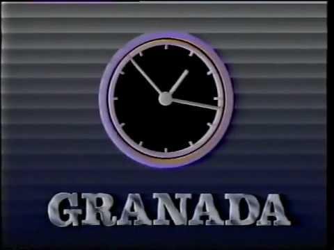 Granada TV - ITV - Closedown - Charles Foster - 1987