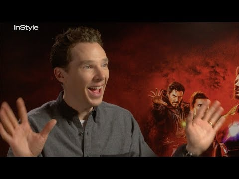 Benedict Cumberbatch Is V. Excited For Spice Girls Reunion! | 'Avengers' Funny Interview