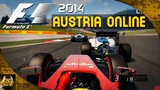 F1 2014 | Austria 50% Online Race (AOR Social)