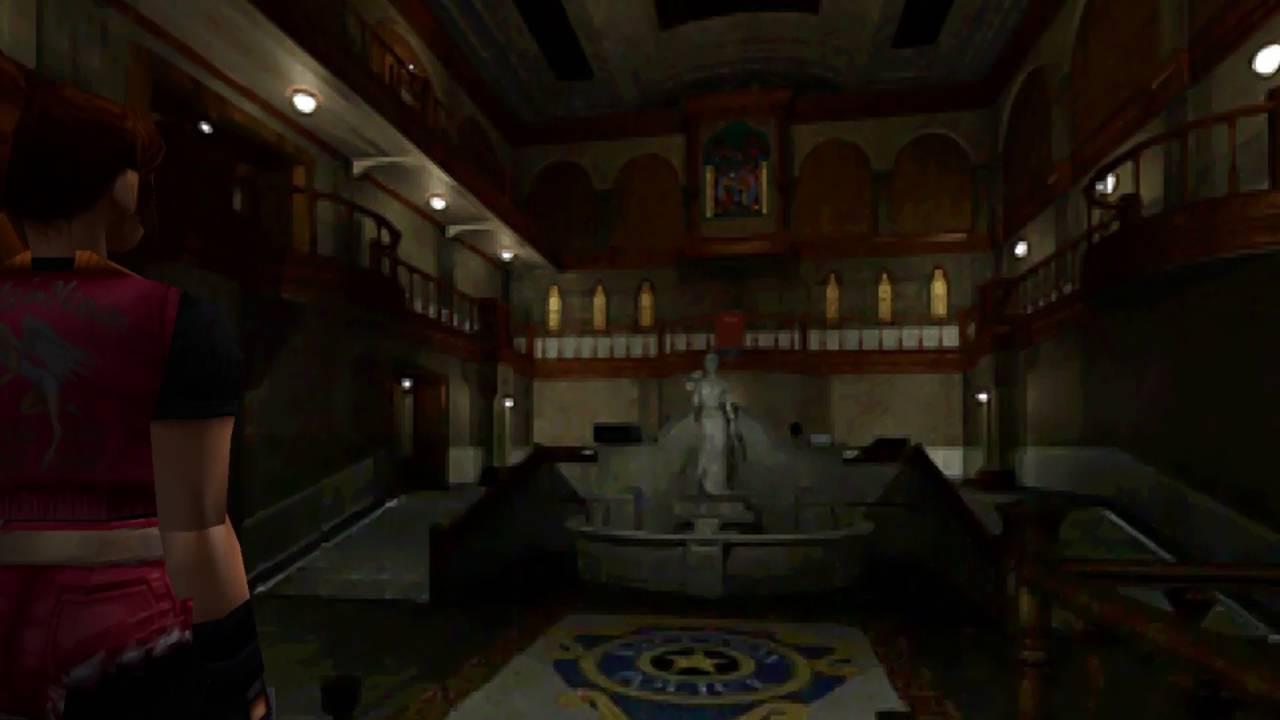 Resident Evil 2 - PCSXR-PGXP/Pete'sOGL2 xBRZ TWEAK