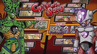 Dragon Ball Z: Burst Limit All Characters [PS3]