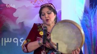 اجرای تاجکی - سلام ۱۳۹۶ / Tajiki performance - Salam 1396