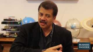 NEIL DEGRASSE TYSON: War In Space Is Inevitable