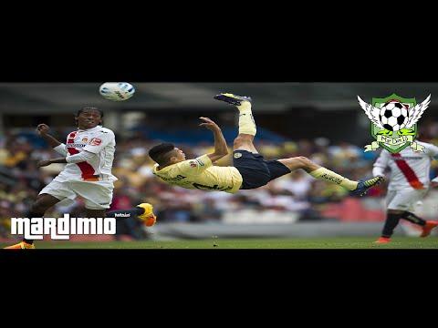 Oribe Peralta | Goles y Jugadas | CF América | 2014 | || HD ||