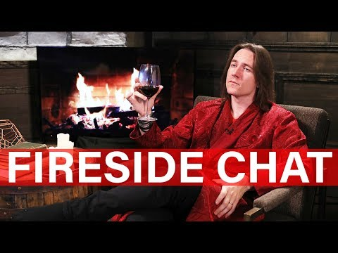 Fireside Chat & NPC Build with Matthew Mercer