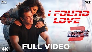 I Found Love Full Song Race 3 | Salman Khan, Jacqueline Fernandez | Vishal Mishra