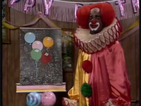 Introducing Homey D. Clown