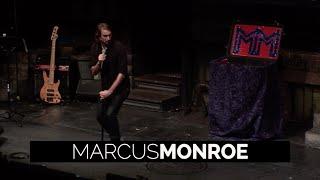 Funniest TED Talk!   TEDxBroadway - Marcus Monroe