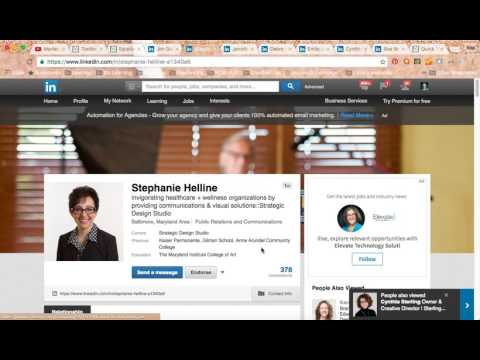 6 Excellent Examples of LinkedIn Profiles of Agency Owners