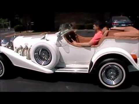 St Louis Auto Stop >> 1979 Excalibur Phaeton Series III - YouTube