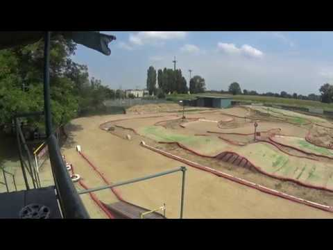 Pista off-road Zelo bon Persico primo giro RC 1/12 10 year first time