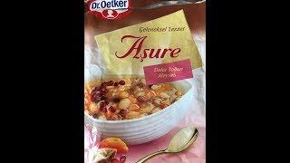 Asure(Ашуре турецкий десерт)