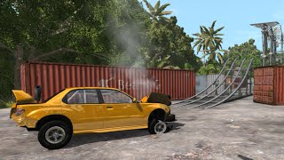 BeamNG.drive - Industrial Shakedown