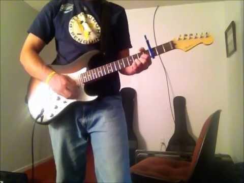 Matt Maher Lord I Need You Lead Electric Guitar Youtube