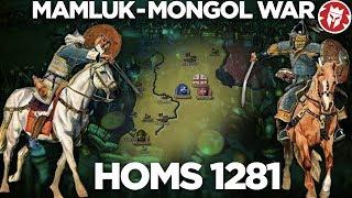 Mongol-Mamluk Wars - Battles of Homs and Elbistan DOCUMENTARY