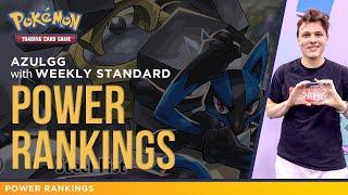 Weekly Standard Power Rankings - November 16th | AzulGG