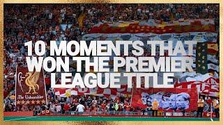 Baixar 10 Moments that won the Premier League title