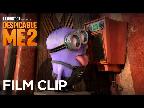 "Despicable Me 2 - Clip: ""Dave Learns a New Language"" - Illumination"