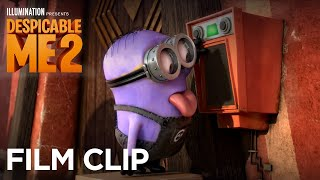"""Despicable Me 2 - Clip: """"Dave Learns a New Language"""" - Illumination"""