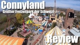 [Review] Connyland | Lipperswil / Schweiz | Park Vorstellung | Größter Freizeitpark der Schweiz!