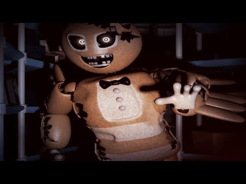 IS THIS SISTER LOCATION 2?! | FNAF Jolly 3 (FREE ROAM Five Nights at Freddys)