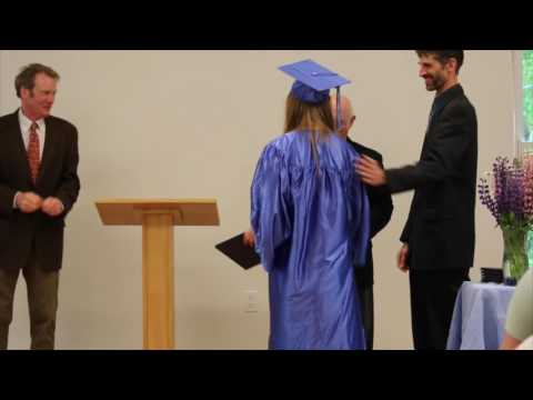 Blue Hill Harbor School 2016 Graduation