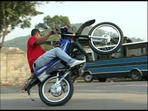 Moto Pirueta en Caracas