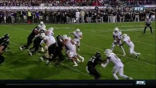 Jordan Westerkamp Touchdown vs. Northwestern 2016