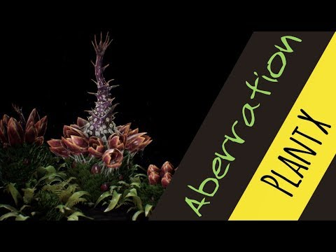 Plant x ark aberration how to find seeds youtube for Plant x ark aberration