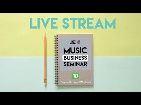 Jazz FM91 Music Business Seminar