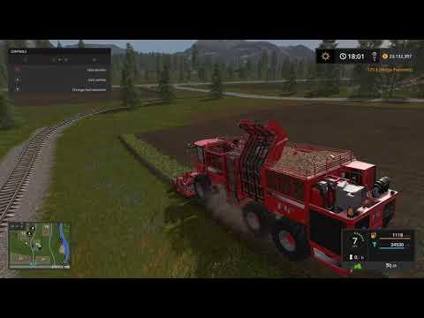 Farming Simulator 17   Finishing Tasks Ep02