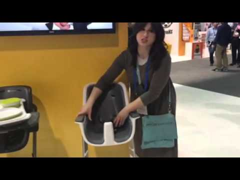 4moms high chair review toddler seat the new full youtube