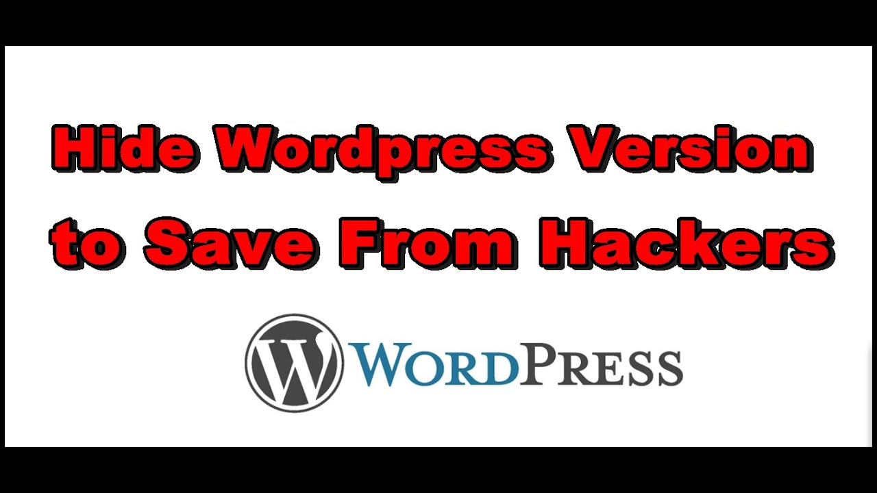 Security Harden WordPress