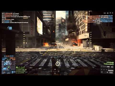 Battlefield 4 Ultra Graphics - Siege on Shanghai failure #1
