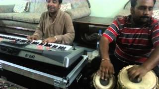 Mein Hosh mein tha - Mehdi Hassan Ghazal - By Farooq Hussain, Bahawalpur