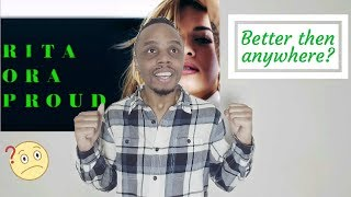 Rita Ora - Proud (Official Audio) [Reaction]