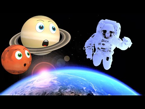 Amazing Space Facts for Kids   Planets